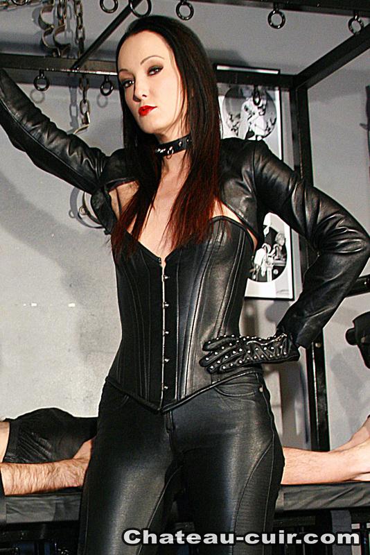 Hardcore Leather 60