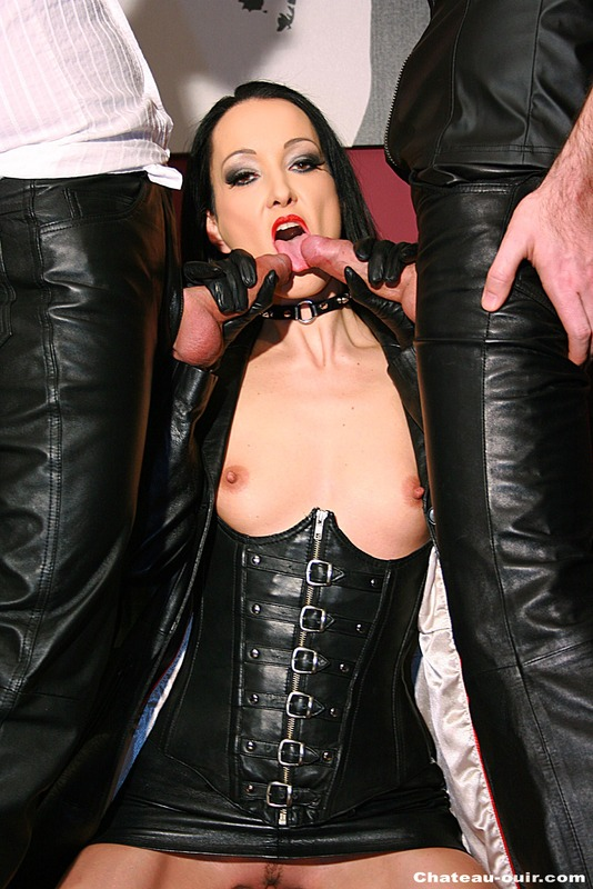 Chateau Cuir - Hardcore Leather Fetish And Femdom-6677